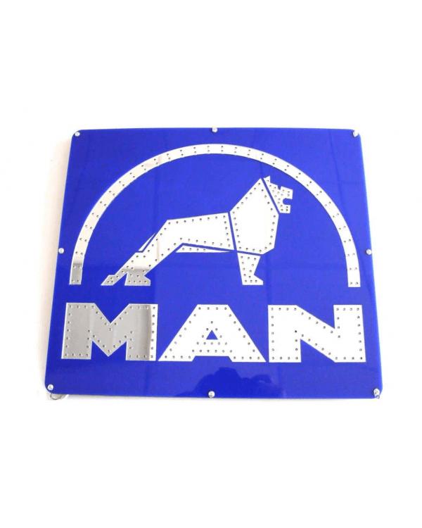Панно Светодиодное MAN