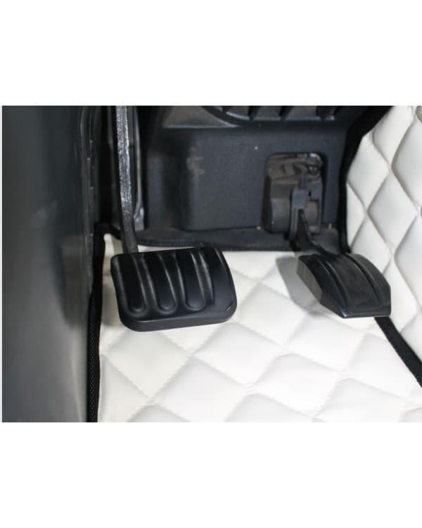 Коврик стеганный IVECO Stralis (узкая кабина)