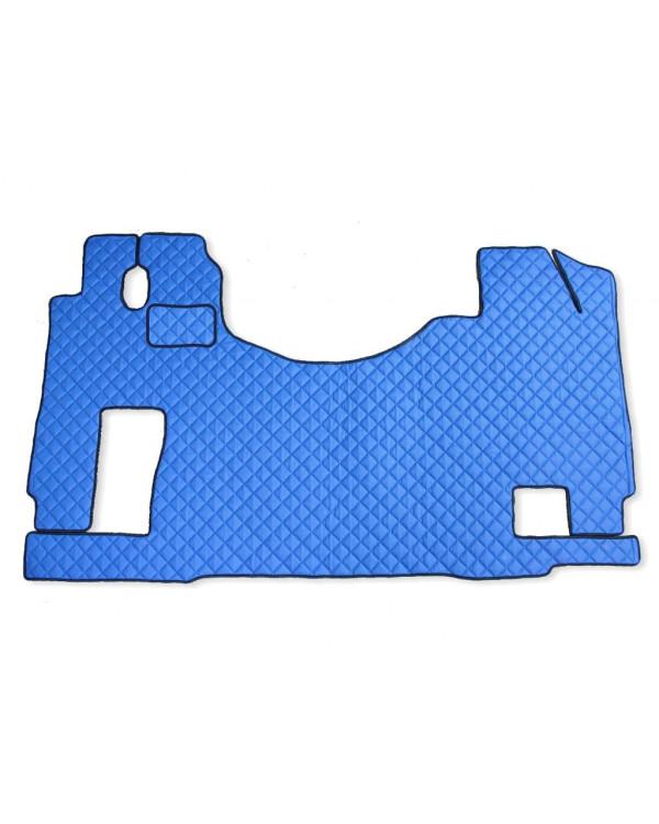 Коврик стеганый MERCEDES ACTROS MP3 ровный пол синий