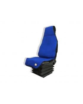 Накидка автомобильная Синяя модель №19-1