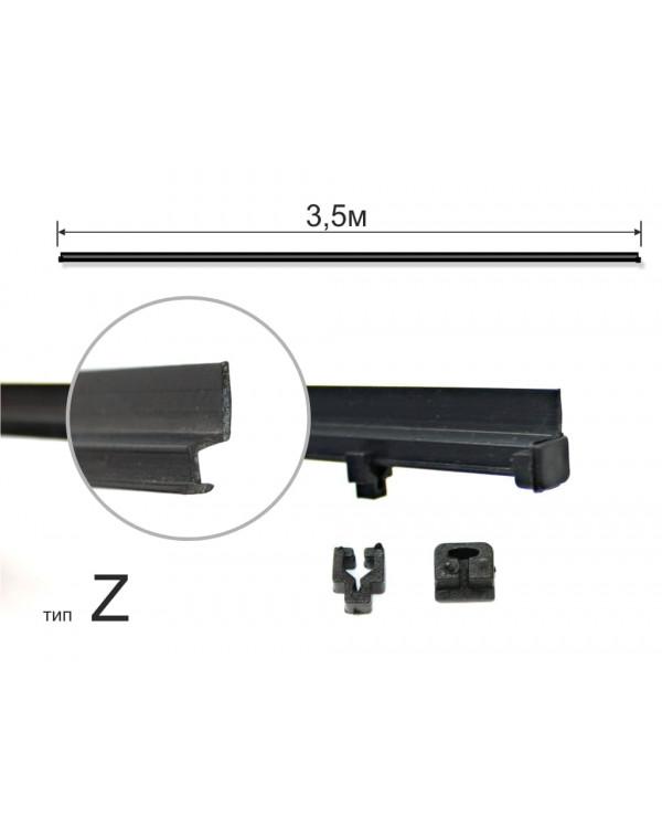 Комплект направляющих тип Z универсальные (3,5м)