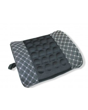 Подушка ортопедическая поясничная с вибромассажем