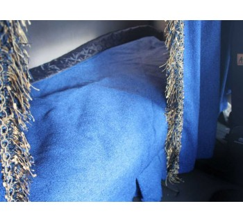 Покрывало стеганое для спального отсека грузовых автомобилей