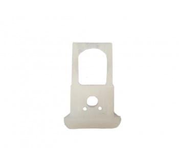 Фиксатор-заглушка к алюминиевым направляющим