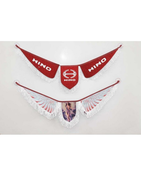 Вымпел HINO (крылья)