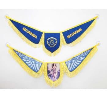 Вымпел SCANIA (крылья)