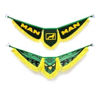 Вымпел MAN (крылья)