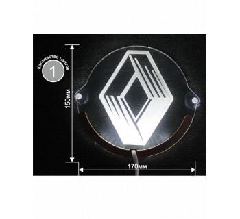 Светодиодная табличка Renault