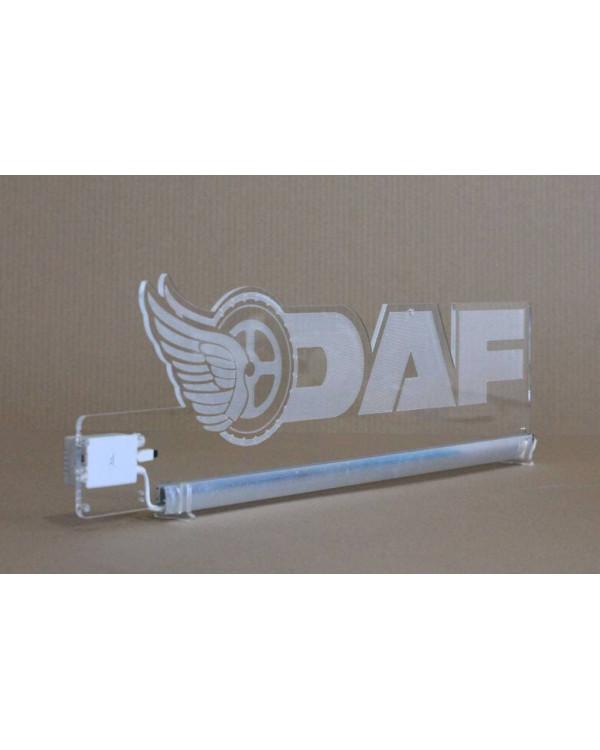 Светодиодная табличка DAF 760мм