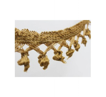 Бахрома Фонарик золото