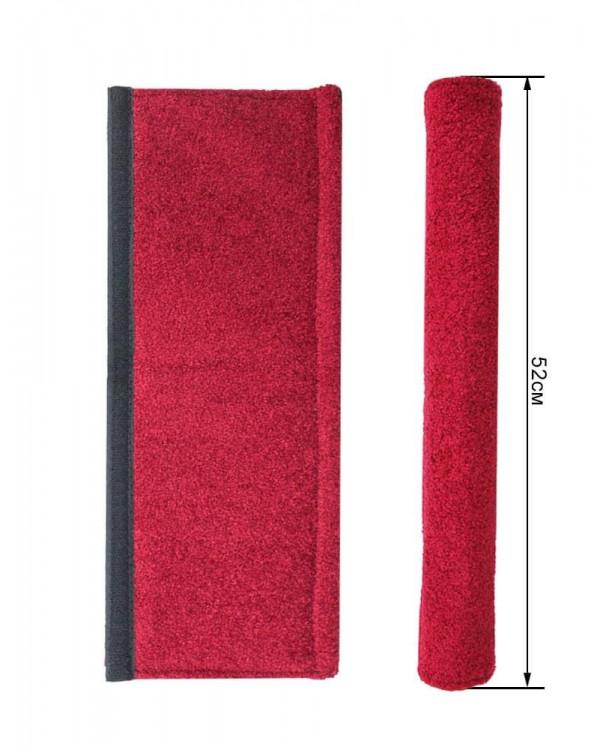 Чехол поручня из астры (52см) красный