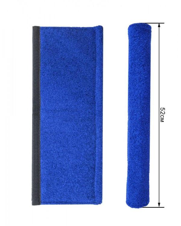 Чехол поручня из астры (52см) синий