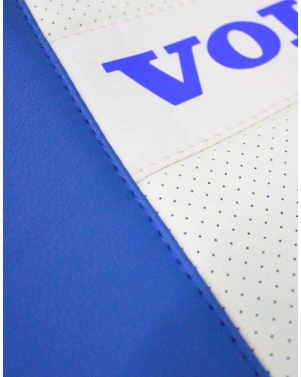 Чехлы на VOLVO FH16 База экокожа шелкография