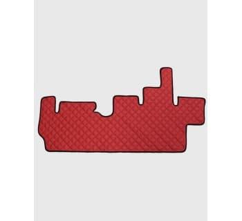 Коврик стеганный Газель Next (7мест) Красный