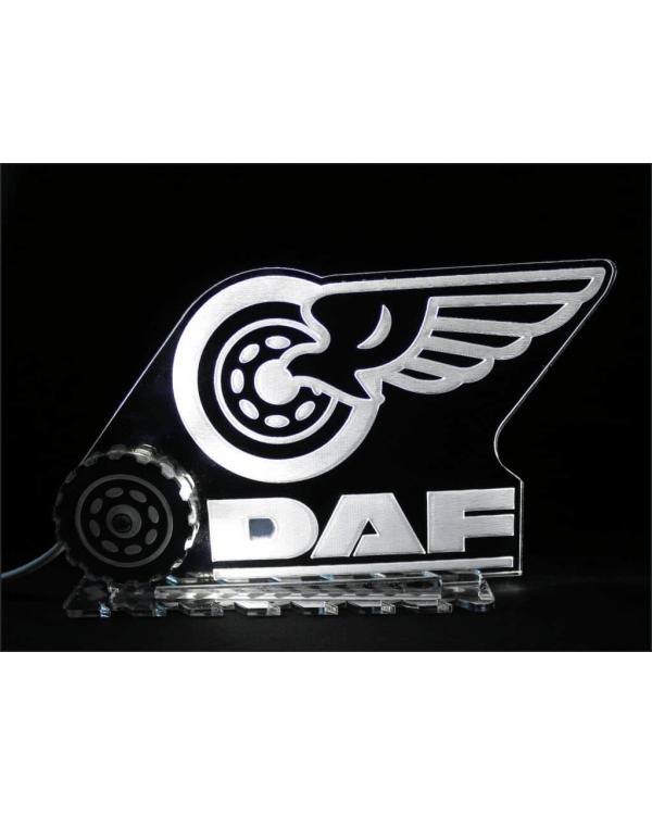 Светодиодная табличка мини DAF