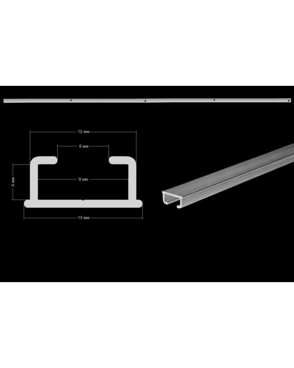 Комплект направляющих для штор 210см (прямая)