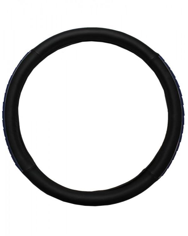 Чехол руля 47см жесткий черная