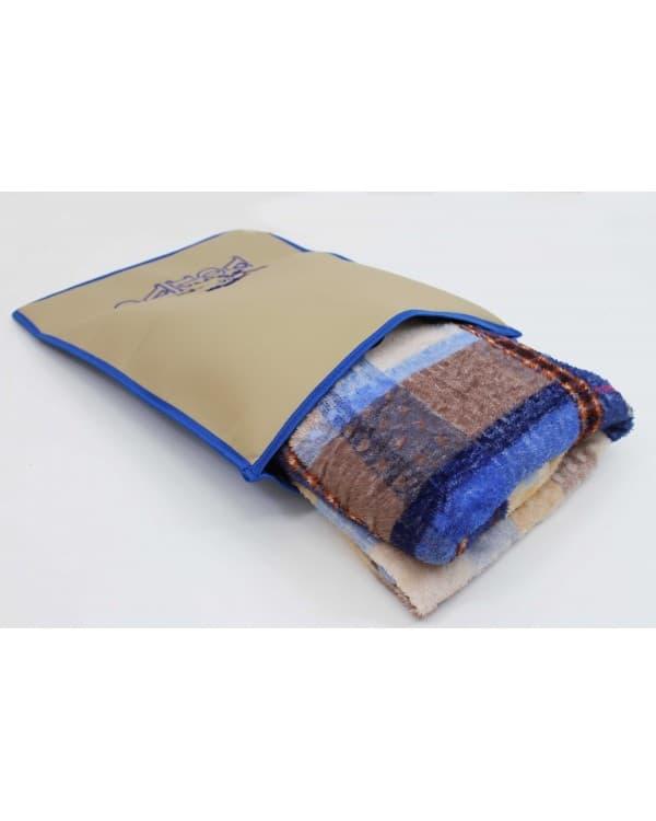 Подушка-наволочка на SCANIA Синяя