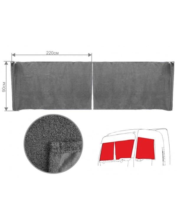 Шторы лобового окна для грузовых автомобилей (90х220см)