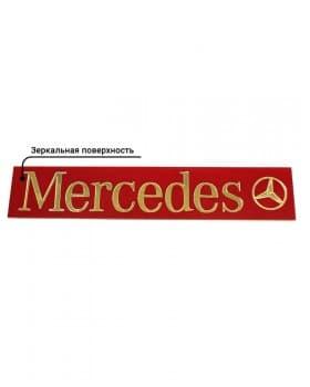 Наклейка из пластика для грузовика MERCEDES