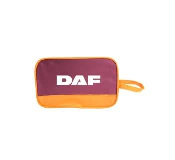 Органайзер с логотипом DAF красный