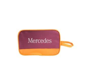 Органайзер с логотипом MERCEDES красный