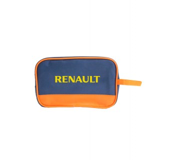 Органайзер с логотипом RENAULT синий