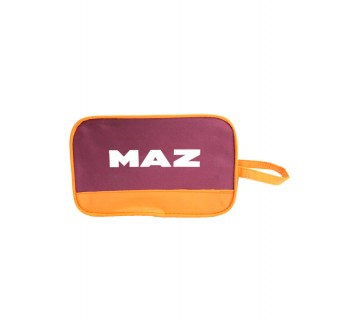 Органайзер с логотипом MAZ красный