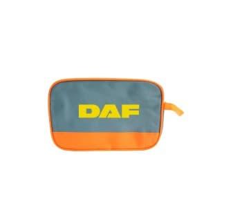Органайзер с логотипом DAF серый
