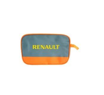 Органайзер с логотипом RENAULT серый