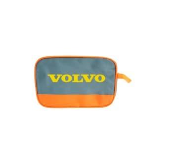 Органайзер с логотипом VOLVO серый
