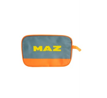 Органайзер с логотипом MAZ серый