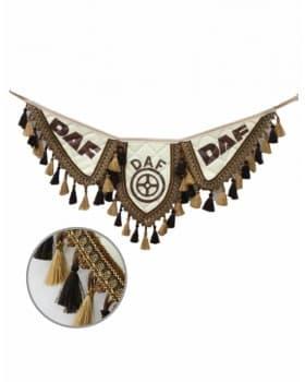 Вымпел DAF крылья из экокожи