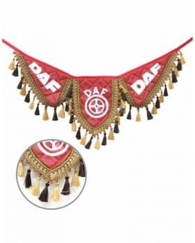 Вымпел крылья DAF красный