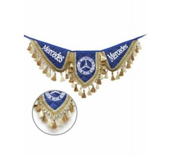 Вымпел крылья MERCEDES синий